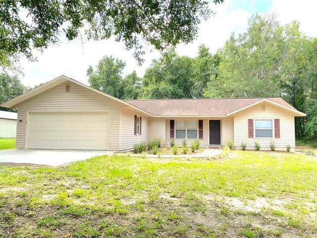 724 Regency Court, Bronson, FL 32621 (MLS #780136) :: Compass Realty of North Florida