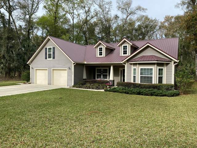 9289 Emily Dr, Fanning Springs, FL 32693 (MLS #780146) :: Compass Realty of North Florida