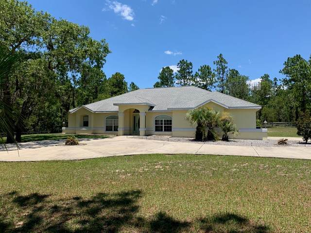 130 NE 131 Avenue, Williston, FL 32696 (MLS #780157) :: Compass Realty of North Florida