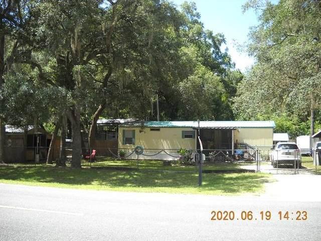 1923 SE Hwy 346A, Old Town, FL 32680 (MLS #780175) :: Pristine Properties