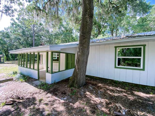 9510 NW 56 PL, Chiefland, FL 32626 (MLS #780177) :: Bridge City Real Estate Co.