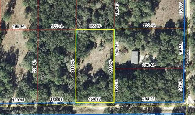 T/B/D 81st St NE, Bronson, FL 32621 (MLS #780230) :: Compass Realty of North Florida