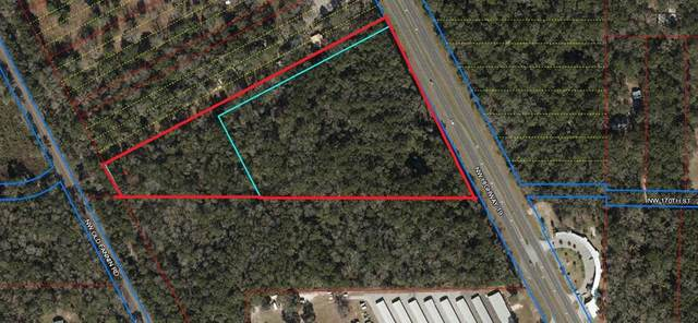 TBD NW Highway 19, Fanning Springs, FL 32693 (MLS #780241) :: Compass Realty of North Florida