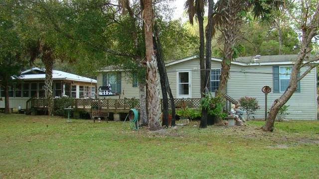 537 SW 716th Ave, Horseshoe Beach, FL 32648 (MLS #780252) :: Compass Realty of North Florida