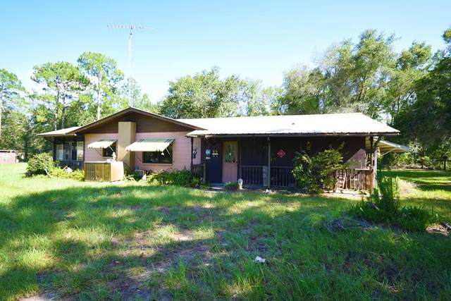 7065 SE Hwy 349, Old Town, FL 32680 (MLS #780258) :: Compass Realty of North Florida