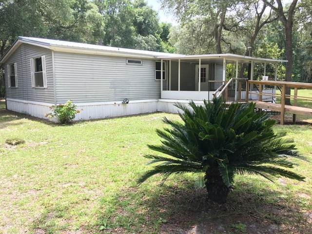 8590 NW 132nd Place, Chiefland, FL 32626 (MLS #780263) :: Pristine Properties