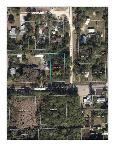 Eighth Street Ne, Steinhatchee, FL 32359 (MLS #780264) :: Bridge City Real Estate Co.