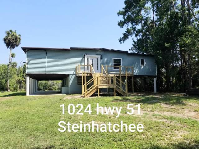 1024 NE Hwy 51, Steinhatchee, FL 32359 (MLS #780267) :: Compass Realty of North Florida
