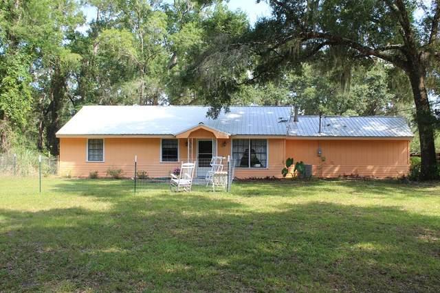1808 NE 351, Cross City, FL 32628 (MLS #780282) :: Compass Realty of North Florida