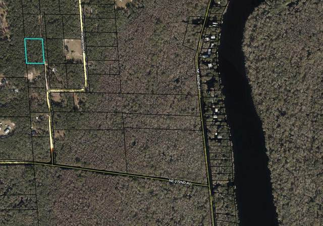 Lot 5 899th Street NE, Old Town, FL 32680 (MLS #780326) :: Compass Realty of North Florida