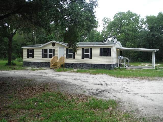2122 NE 899 ST, Old Town, FL 32680 (MLS #780329) :: Bridge City Real Estate Co.