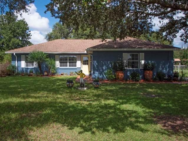 4490 SE 220th Street, Morriston, FL 32668 (MLS #780336) :: Pristine Properties