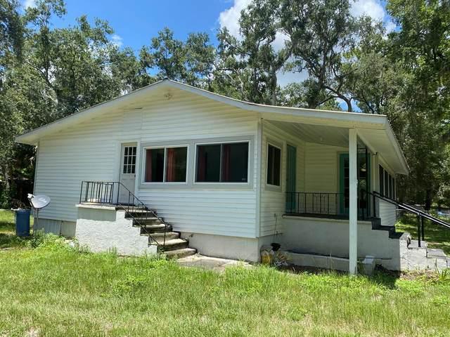 1821 SE Hwy 317, Old Town, FL 32680 (MLS #780339) :: Pristine Properties