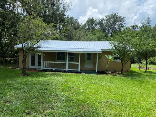 3205 NW 128th Ln, Gainesville, FL 32653 (MLS #780342) :: Pristine Properties
