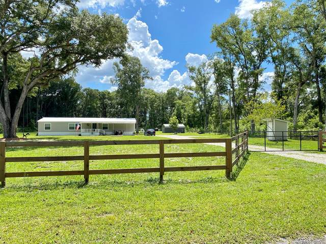 14850 NW 72nd Ct, Chiefland, FL 32626 (MLS #780343) :: Pristine Properties