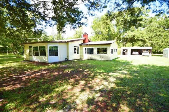 795 NE 799 ST, Old Town, FL 32680 (MLS #780354) :: Pristine Properties