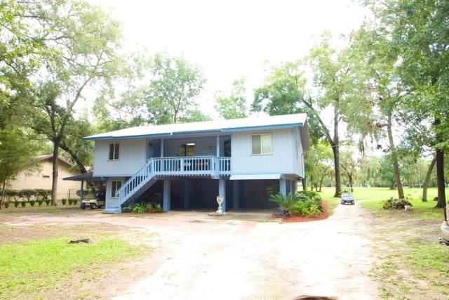 9451 NW 110th Circle, Chiefland, FL 32626 (MLS #780366) :: Bridge City Real Estate Co.