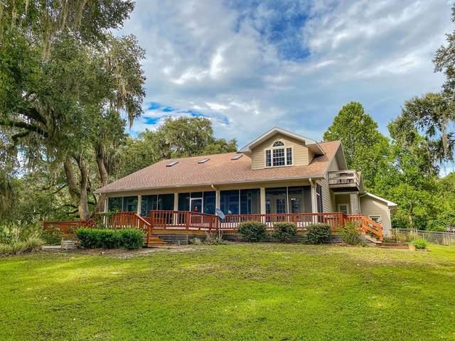 2559 SE 48 Ave, Trenton, FL 32693 (MLS #780368) :: Better Homes & Gardens Real Estate Thomas Group