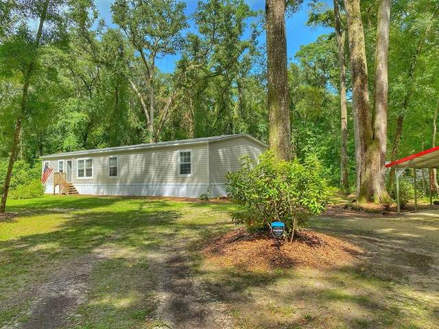 1399 NE 644 St, Old Town, FL 32680 (MLS #780378) :: Compass Realty of North Florida
