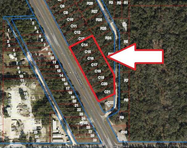 Lot 14 NW Highway 19, Trenton, FL 32693 (MLS #780379) :: Hatcher Realty Services Inc.