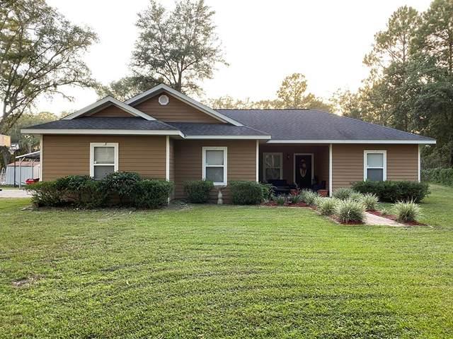 9876 S Us Hwy 441, Lake City, FL 32025 (MLS #780380) :: Pristine Properties