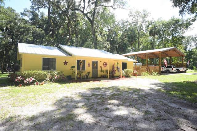 390 NE 293 AVE, Old Town, FL 32680 (MLS #780385) :: Compass Realty of North Florida