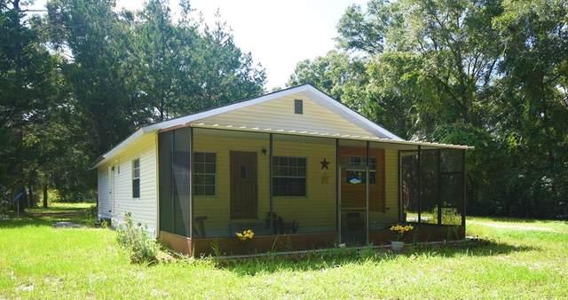 695 NE 835 ST, Old Town, FL 32680 (MLS #780386) :: Pristine Properties