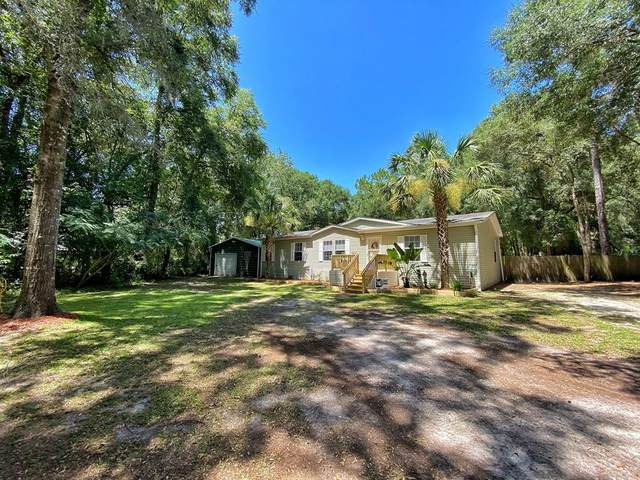 8031 NW 173 PL, Fanning Springs, FL 32693 (MLS #780393) :: Compass Realty of North Florida