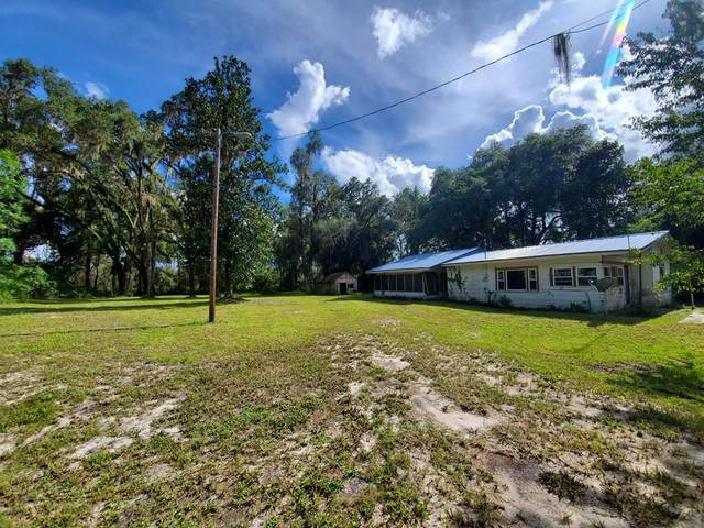 461 SE 152ND AVE, Old Town, FL 32680 (MLS #780420) :: Pristine Properties