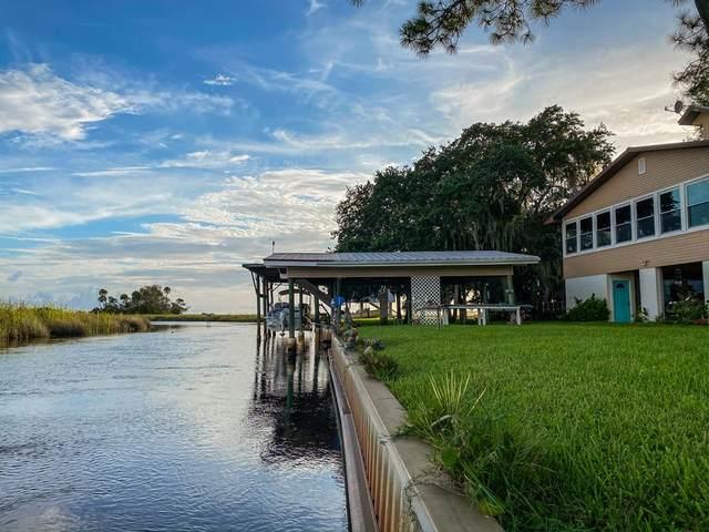 80 SE 195, Suwannee, FL 32692 (MLS #780427) :: Compass Realty of North Florida