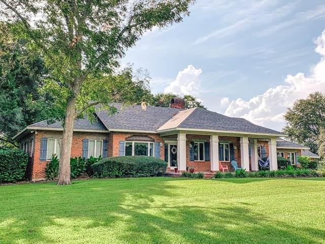 2499 S Us Hwy 129, Bell, FL 32619 (MLS #780429) :: Bridge City Real Estate Co.