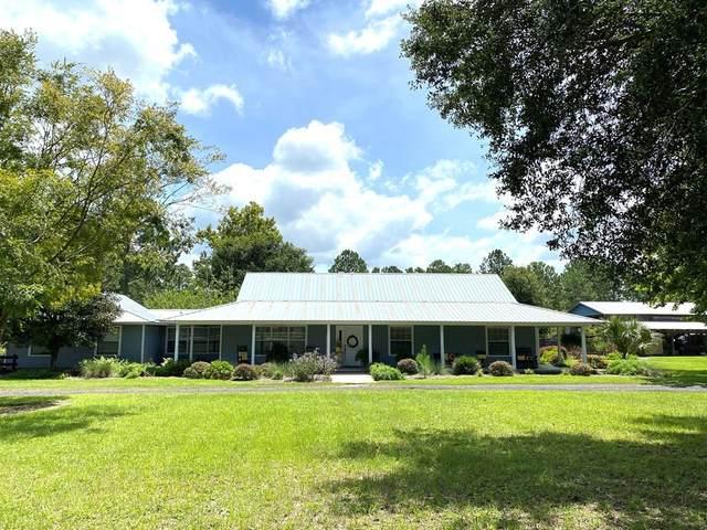 2969 SW Cr 307A, Trenton, FL 32693 (MLS #780440) :: Compass Realty of North Florida