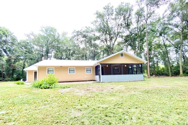 3210 NW 102nd, Branford, FL 32008 (MLS #780475) :: Bridge City Real Estate Co.