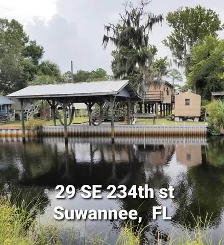 37 SE 234, Suwannee, FL 32692 (MLS #780511) :: Compass Realty of North Florida