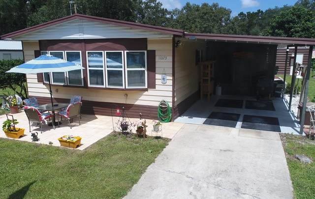 11073 NW 114 St., Chiefland, FL 32626 (MLS #780552) :: Compass Realty of North Florida
