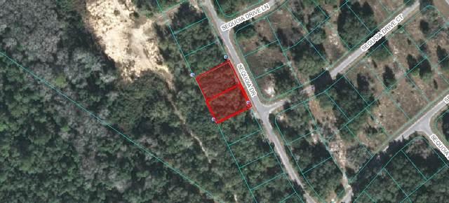 L 20-21 Sequoia Loop Drive, Ocklawaha, FL 32179 (MLS #780558) :: Better Homes & Gardens Real Estate Thomas Group