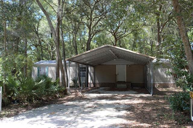 8531 NW 166 Ln, Fanning Springs, FL 32693 (MLS #780560) :: Compass Realty of North Florida