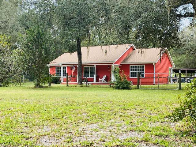12250 NW 87 CT, Chiefland, FL 32626 (MLS #780574) :: Compass Realty of North Florida