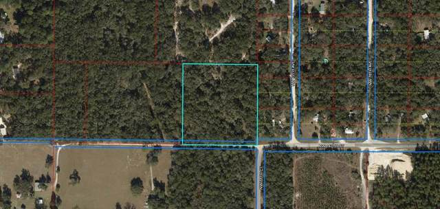 TBD 140th St. NW, Chiefland, FL 32626 (MLS #780582) :: Compass Realty of North Florida