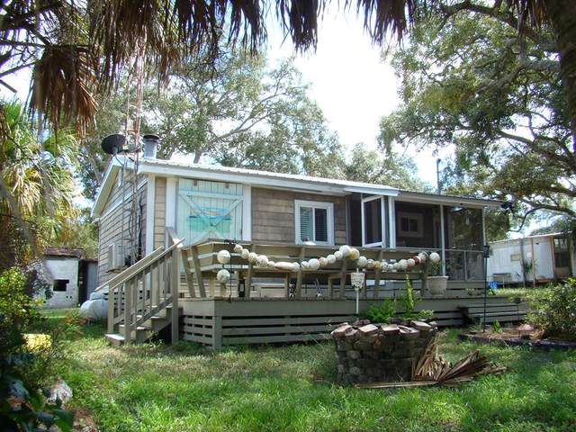 80 E 1st Ave, Horseshoe Beach, FL 32648 (MLS #780594) :: Compass Realty of North Florida