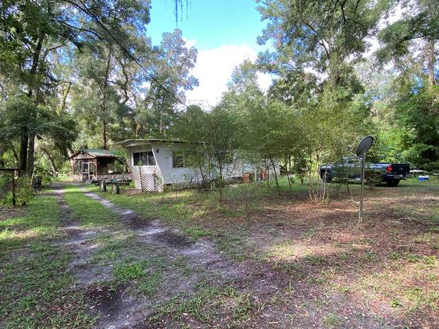 697 NE 385th Ave, Old Town, FL 32680 (MLS #780602) :: Compass Realty of North Florida