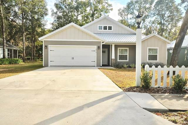 9410 Greenways Ln, Fanning Springs, FL 32693 (MLS #780603) :: Compass Realty of North Florida