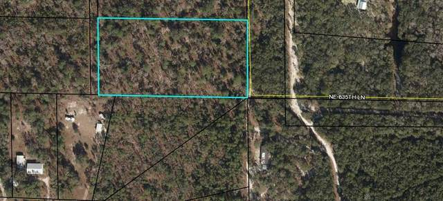 Lot 11 835th St NE, Old Town, FL 32680 (MLS #780643) :: Compass Realty of North Florida