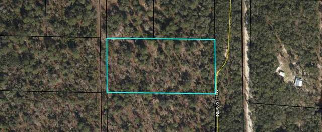 Lot 11 835th St NE, Old Town, FL 32680 (MLS #780644) :: Compass Realty of North Florida