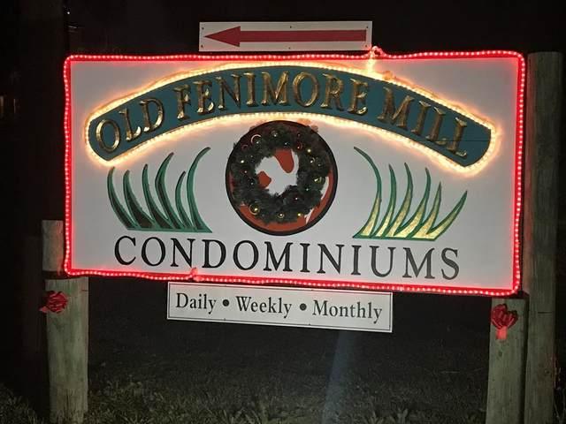 11 Old Mill Dr. 1B, Cedar Key, FL 32625 (MLS #780657) :: Bridge City Real Estate Co.