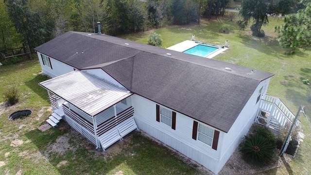 2871 SE 151 Ave., Morriston, FL 32668 (MLS #780658) :: Compass Realty of North Florida