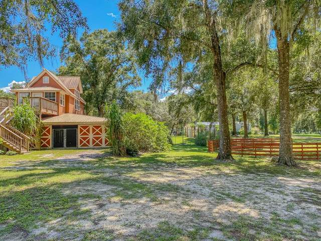 427 NE 268 AVE, Old Town, FL 32680 (MLS #780662) :: Compass Realty of North Florida