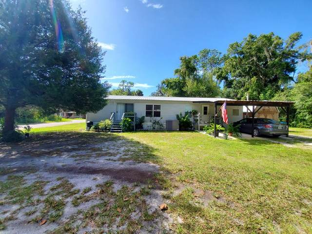 145 NE 140 ST, Cross City, FL 32628 (MLS #780668) :: Compass Realty of North Florida