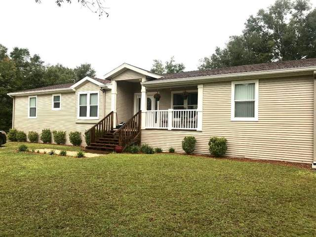 70 NE 944th Avenue, Old Town, FL 32680 (MLS #780696) :: Compass Realty of North Florida
