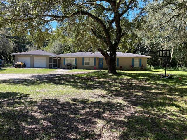 10330 NW 60th St, Chiefland, FL 32626 (MLS #780701) :: Compass Realty of North Florida